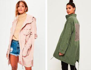 look casacos meia estação 12