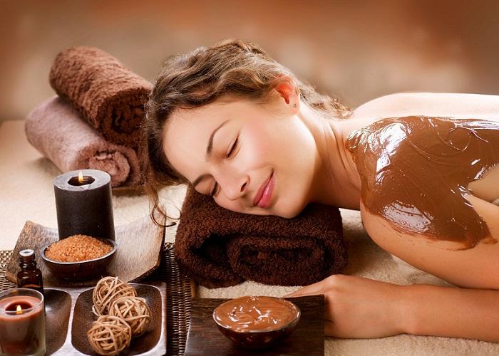 chocolate nos tratamentos estéticos