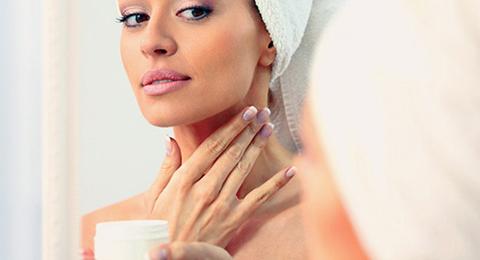 Como cuidar as zonas sensíveis da pele