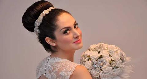 Coque para noivas – modelos e fotos