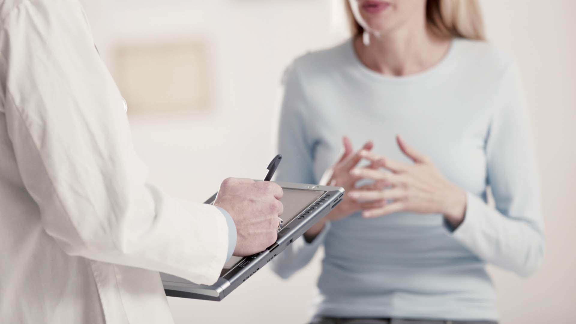 Cisto no ovário impede gravidez?