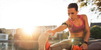 exercícios físicos de manhã
