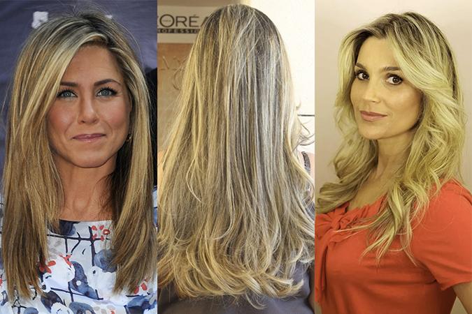 técnicas para clarear o cabelo