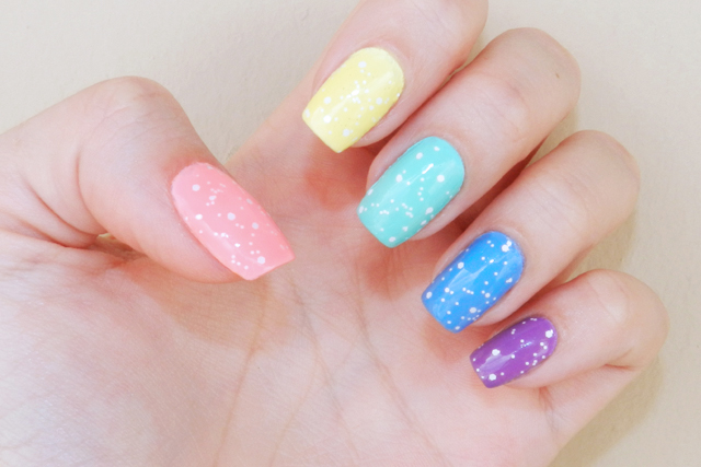 Candy colors 1