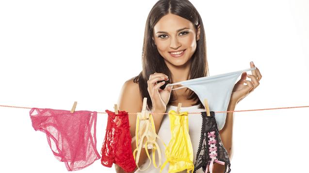 Cuidados com as roupas íntimas (Foto: Divulgação)