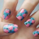 Estampas-florais-nas-unhas-2014-–-passo-a-passo-05