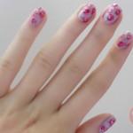 Estampas-florais-nas-unhas-2014-–-passo-a-passo-10
