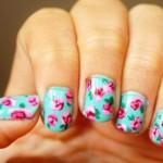 Estampas-florais-nas-unhas-2014-–-passo-a-passo-11