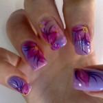 lilac-nail-art-ideas-1