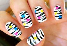 unhas zebra