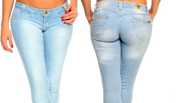 Jeans que Levanta o Bumbum