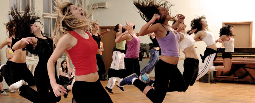 Dança para emagrecer