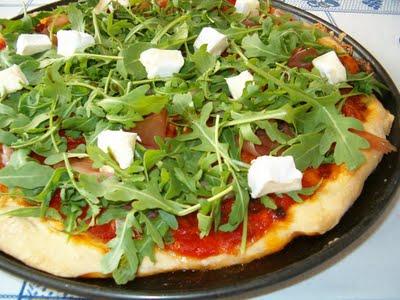 Pizza uma opção saudável para quem faz dieta