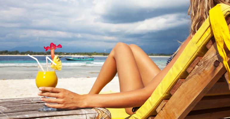 10 dicas para manter a forma nas férias