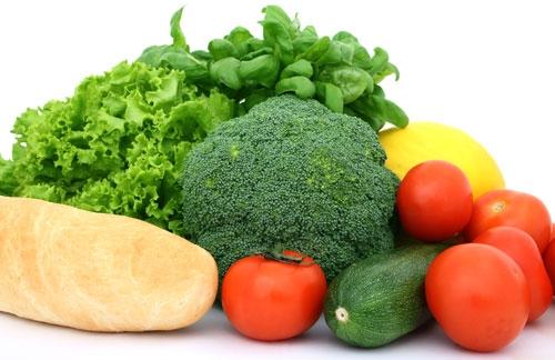 Alimentos orgânicos e benefícios