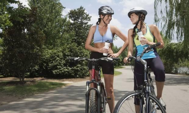 Andar de bicicleta emagrece e faz bem à saúde
