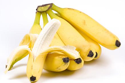 Benefícios da banana para o organismo