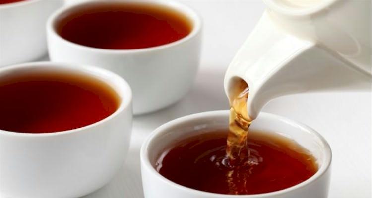 Chá preto e os benefícios para a saúde