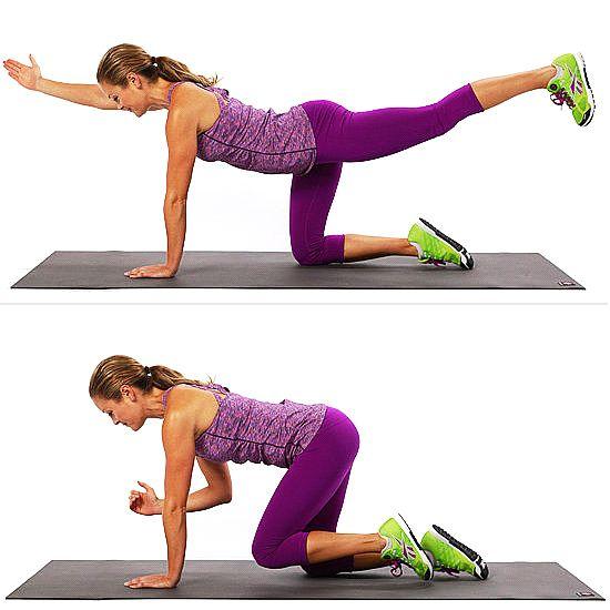 Exercícios para corrigir a postura