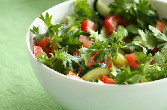 Dieta: como substituir a salada