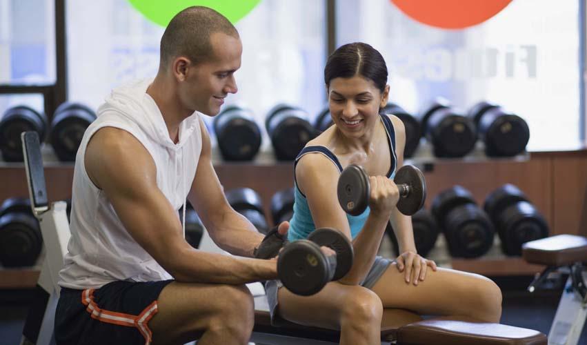 Como emagrecer fazendo musculação