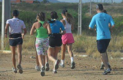 Corra sem sentir dor com a postura correta