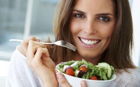 Diferença entre comer e se alimentar