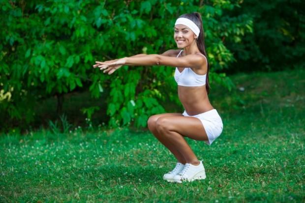 Exercícios para reduzir quadril e firmar as pernas