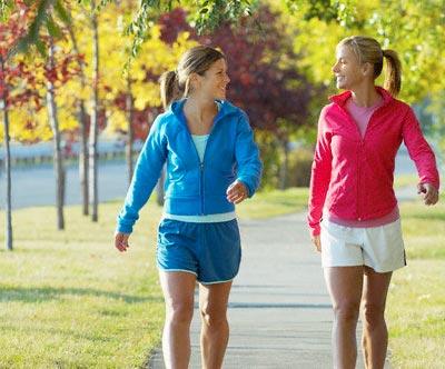 Programa de caminhada para secar a barriga e perder até 5 kg em 21 dias