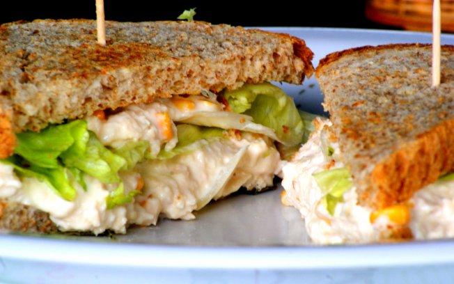 Sanduíche natural – receitas
