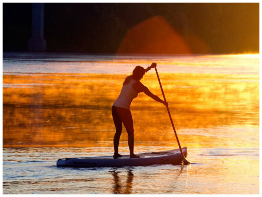 stand up paddle emagre 231 a e fortale 231 a seu corpo