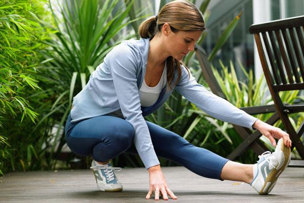 começar uma atividade fisica