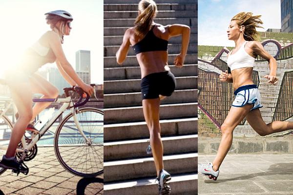 8 exercícios que turbinam a sua dieta