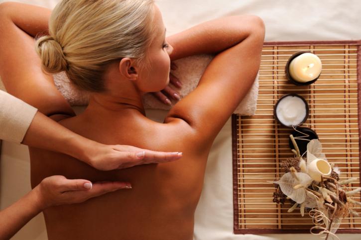 Massagens Corporais para entrar em forma