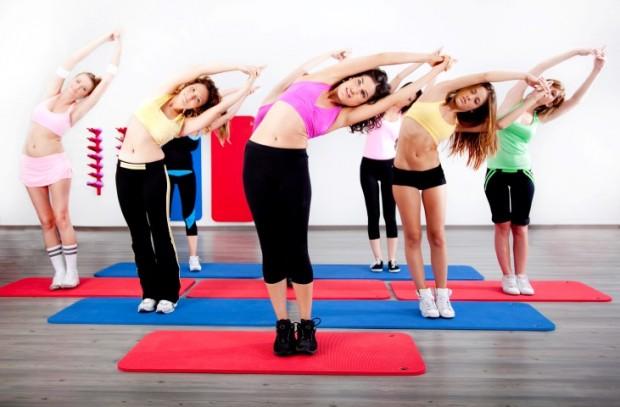 Ginástica aeróbica: perca peso se divertindo