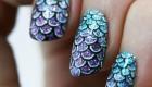 nail art sereia5