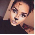 maquiagem de gata