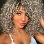 cabelo loiro perolado