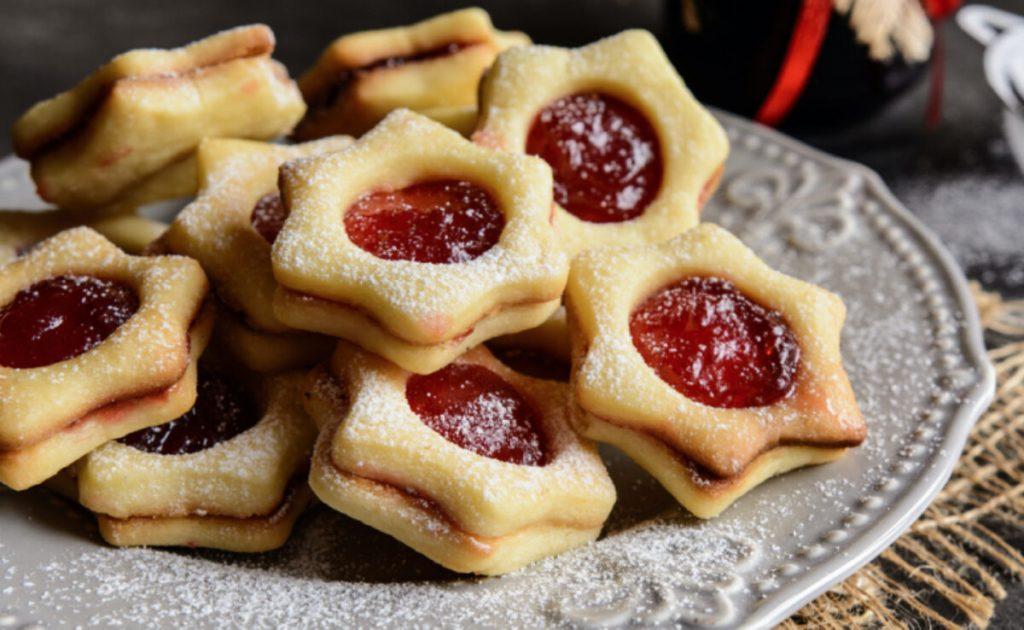 receitas de biscoitos para o lanche da tarde