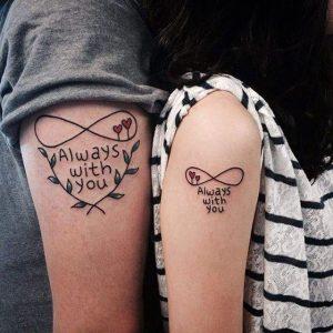tatuagem infinito