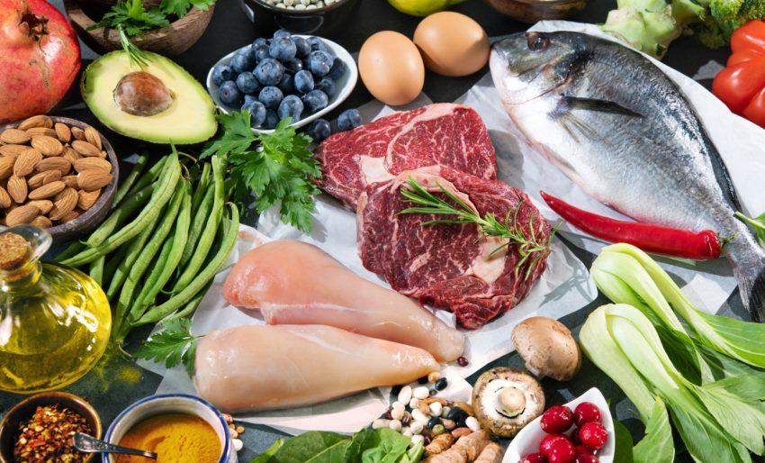 o que comer na dieta paleo