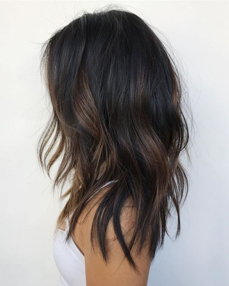 cabelos repicados médios