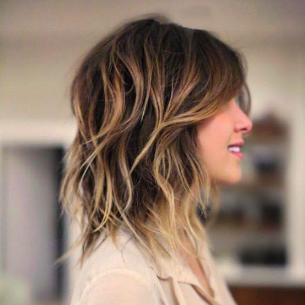 cabelos repicados nas pontas
