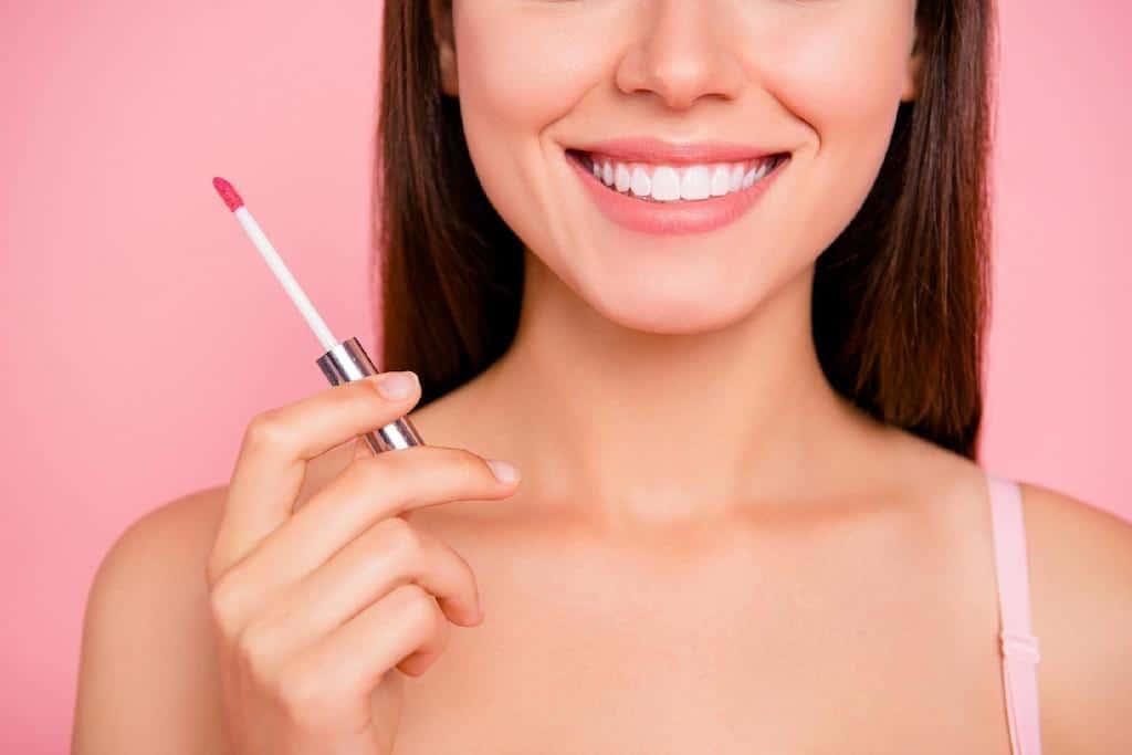 Como escolher a cor de lip tint